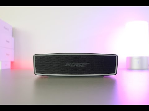 Bose SoundLink Mini II Review (2017)