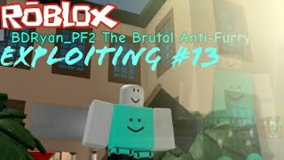 Anti-Furry Returns!!! | Roblox Exploiting #13