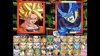 Dragon Ball Z Mugen Edition 2 DOWNLOAD