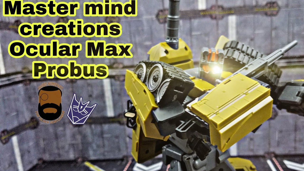 Mastermind Creations Ocular Max PS-17 Probus Review