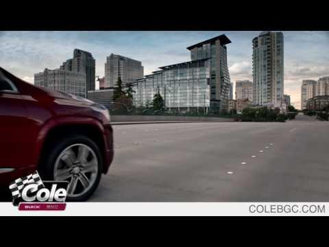 Cole Buick GMC New Acadia Incentive April 2017