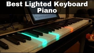 best Lighted Keyboard Piano - Top Electronic Keyboards of 2019