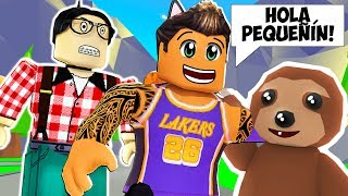 😱BENITO IS CELOSO OF MY PEREZOSO!🎵 - ROBLOX ADOPT ME ROLEPLAY