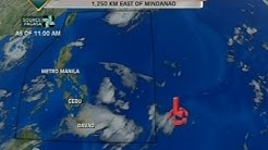 BT: Weather update as of 12:23 p.m. (September 7, 2014)