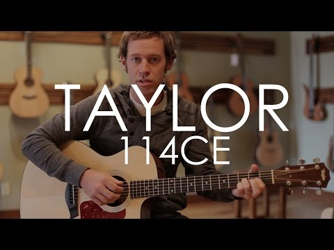 Taylor 114ce