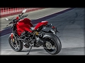 2017 Ducati Monster 1200R   160 hp version engine