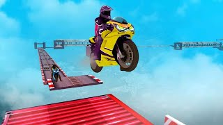 Impossible Bike Ride Race Games 3D #Android GamePlay FHD #Motor Cycle Wala Game #Bike Games To Play