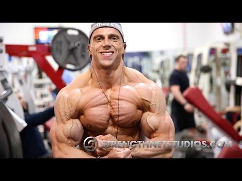 Doug Miller Upper Body Workout Trailer