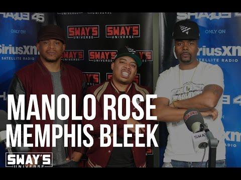 Memphis Bleek Speaks on Loyalty to Jay Z, Kanye West, New Label + Manolo Rose Freestyles