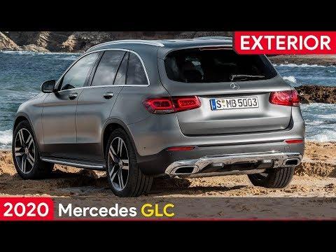2020 Mercedes-Benz GLC facelift – Exterior & Interior Design film