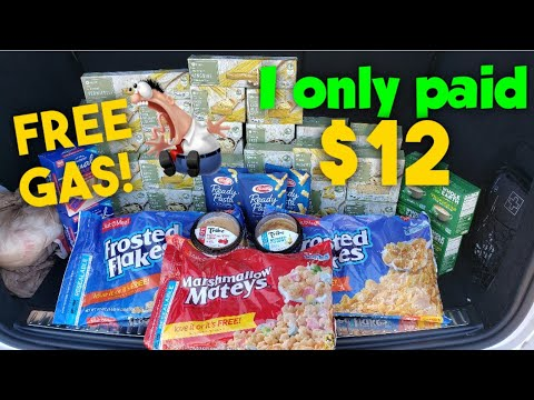FREE GAS with EBT card!! Easy Trick ! No coupons needed!