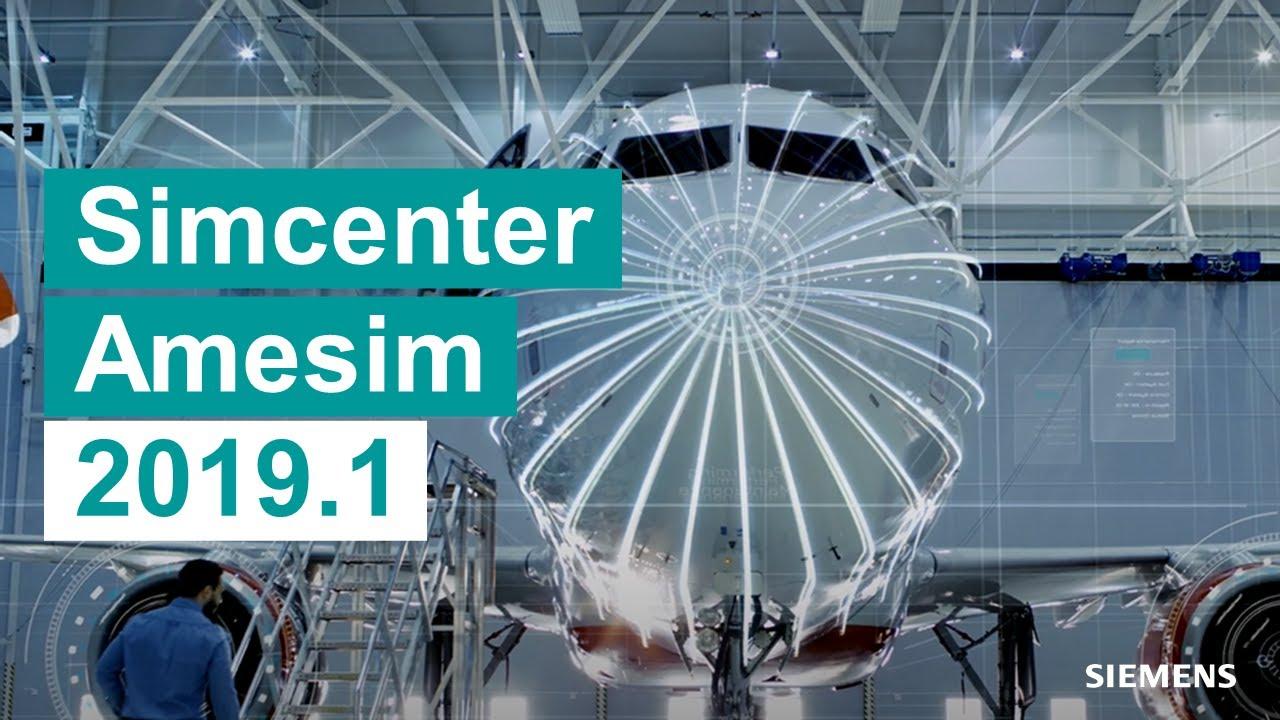 [WHAT'S NEW Simcenter Amesim 2019.1]
