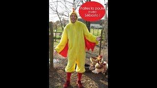 Sébasto - Fais la poule tu verras tu seras plus kool !