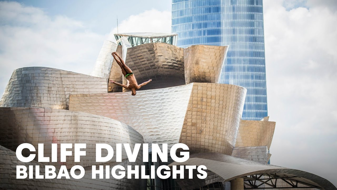 Cliff Diving Highlights from Bilbao - Red Bull Cliff Diving World Series 2015