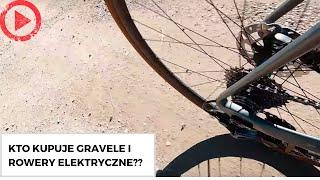 Kto kupuje gravele i rowery elektryczne, czyli podsumowanie roku 2019 na kanale Dobrerowery.pl!