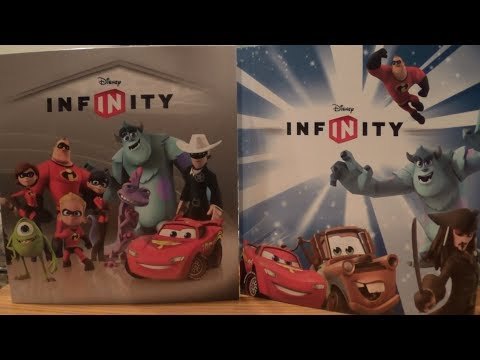 Disney Infinity Wave 1 Power Disc Albums Review
