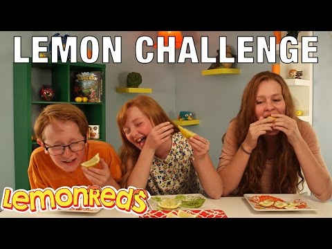 Lemon Challenge - LemonReds Ep.1 The Mystery Box