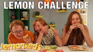 LemonReds - Lemon Challenge - LemonReds Ep1 The Mystery Box