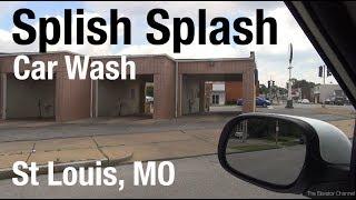 New Automatic Bay - Splish Splash Car Wash, St Louis