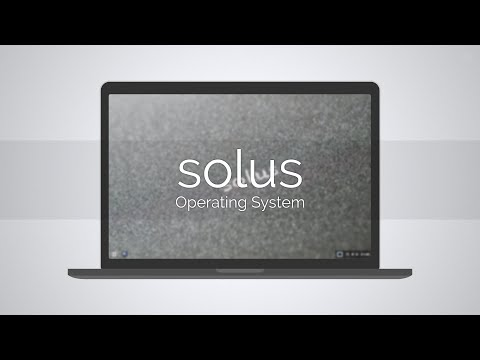 Solus Operating System - Linux Distribution Built from Scratch