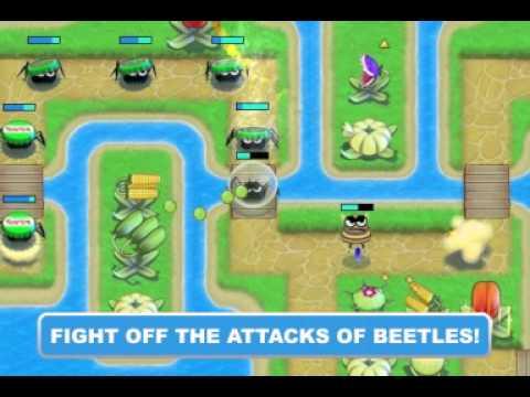 Garden Rescue 2012 - Bigfish Games