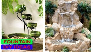 Fountain Design Creative Ideas - Amazing Fountain for Garden