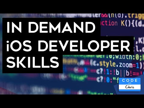 Top 11 IOS Developer Skills (that Employers Are Looking For!)