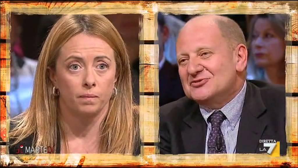 Giorgia Meloni Noi Lottiamo Contro La Povertà Renzi Fa