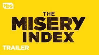 The Misery Index: Official Trailer | Premiering Oct 22 on TBS