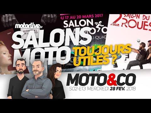 Salons moto, c'est has been ?   MOTO&CO 13
