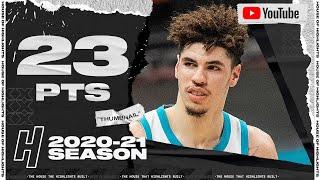LaMelo Ball 23 Points Full Highlights vs Pistons | May 4, 2021 | 2020-21 NBA Season