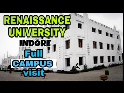 Renaissance university indore Renaissance College   Campus Tour visit vlog  AGRICULTURE DEPARTMENT  