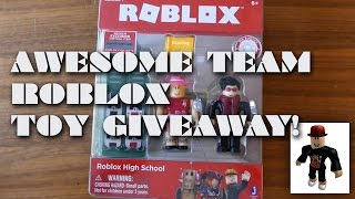 Contest deadline: April 30, 2017 10am PST Roblox Toy Giveaway - theawesometeam604