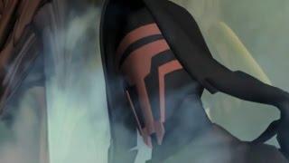 Дарт Реван, Дарт Бейн и Сын с Мортиса [Удаленная сцена из сериала Звездные Войны: Война клонов]