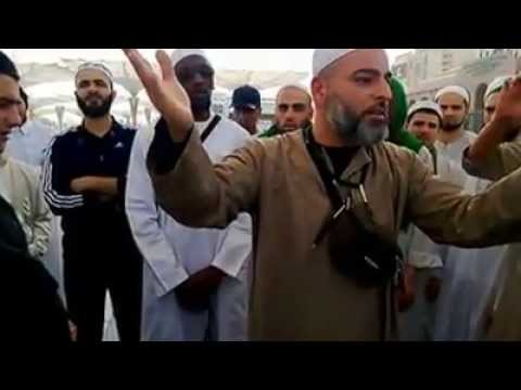 Sheyh Muhammad Aslan  (umra 2013) AICP