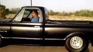 James 900hp pro street c10 truck