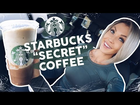 "Starbucks Zero Calorie ""Secret"" Drink"