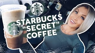 "Starbucks Zero Calorie ""Secret"" Drink"