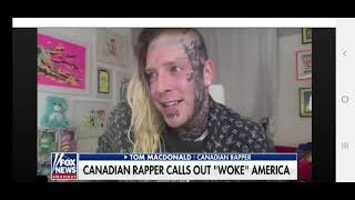 Tom MacDonald on FOX NEWS (FAKE WOKE)