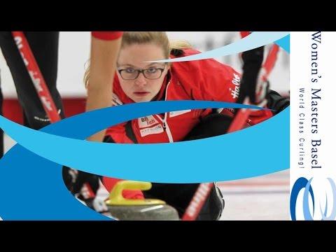 Women's Masters Basel 2016  Semifinal  Muirhead (SCO) : Flemming (SCO)