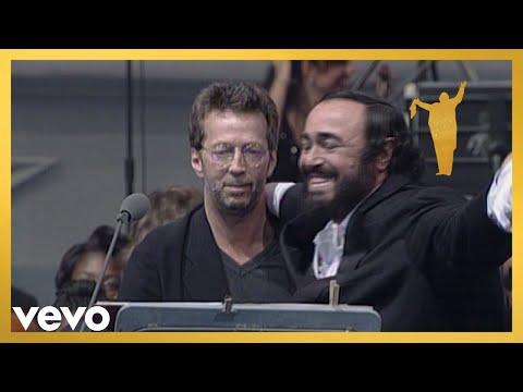 Eric Clapton, Luciano Pavarotti, East London Gospel Choir - Holy Mother (Live)
