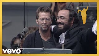 Eric Clapton, Luciano Pavarotti, East London Gospel Choir - Holy Mother (Live)