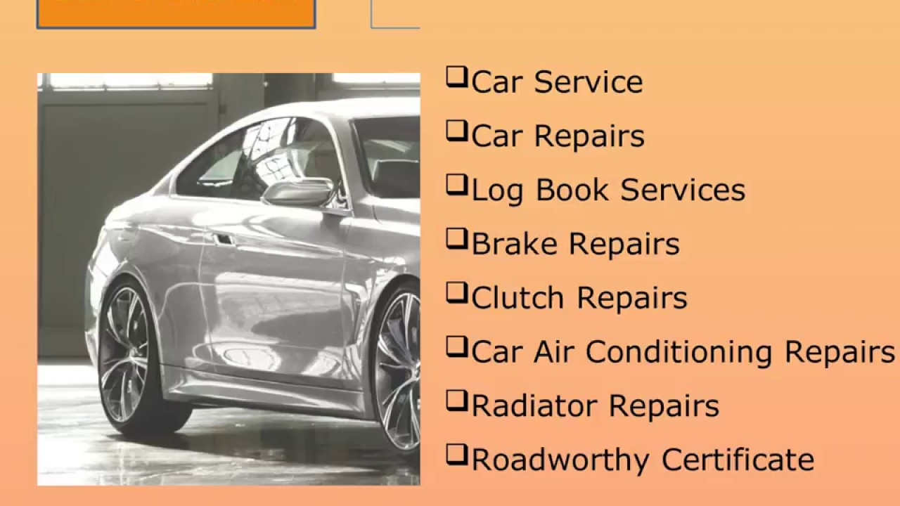 Car Service Car Repairs In Melbourne Cbd Southbank Auto Repairs