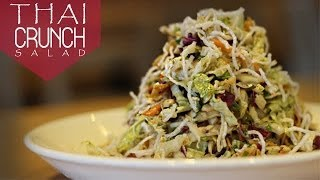 Thai Crunch Salad | Ventuno Chefscorner