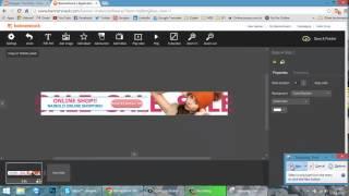 Kako napraviti vlastiti banner i postaviti ga na blogger