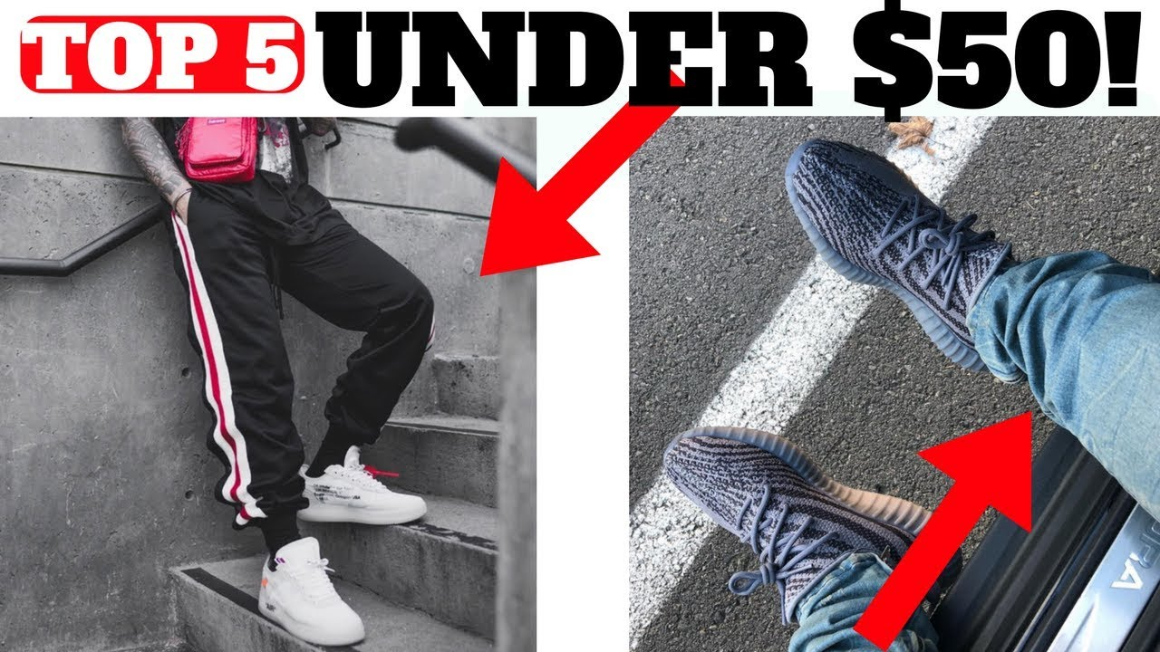 281fb21cd1efca Top 5 PANTS For SNEAKERS Under  50!!! - YouTube