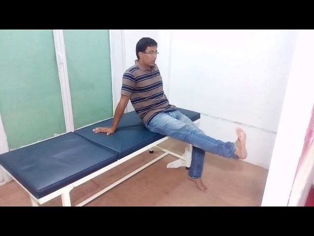 knee pain exercise 4 by Chiropractor Aamir Shahzad CPT