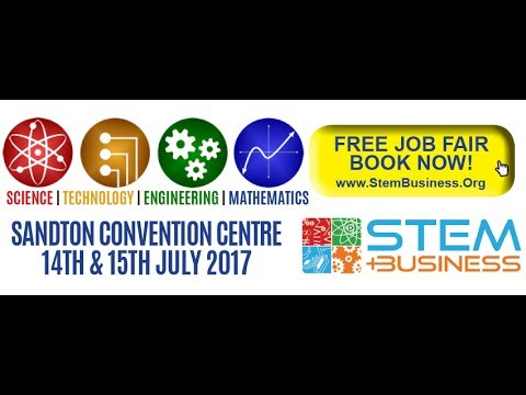 S.T.E.M. Career Expo - Johannesburg