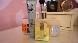 How to get clear skin! The routine that cleared me up...