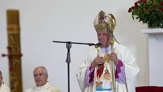 Bp R. Kamiński: Św. Jan Chrzciciel był wybrańcem Bożym (24 VI 2018 r.)